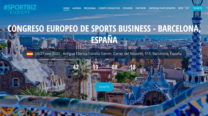 El Congreso Europeo de Sports Business aterriza en España