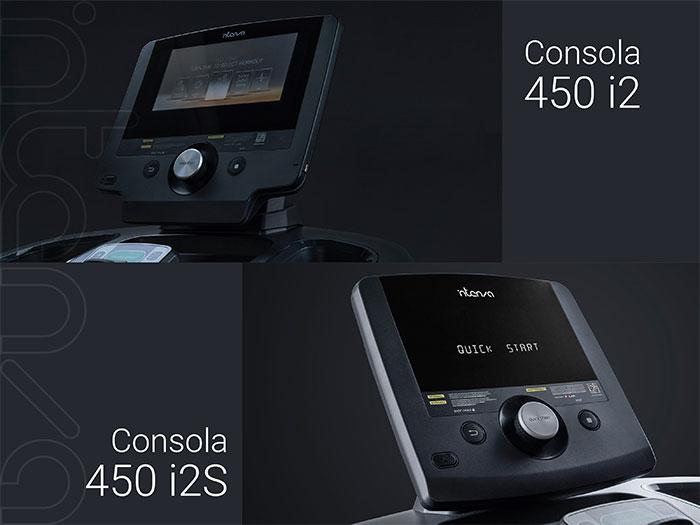 Intenza Fitness añade diseño y funcionalidades a sus consolas