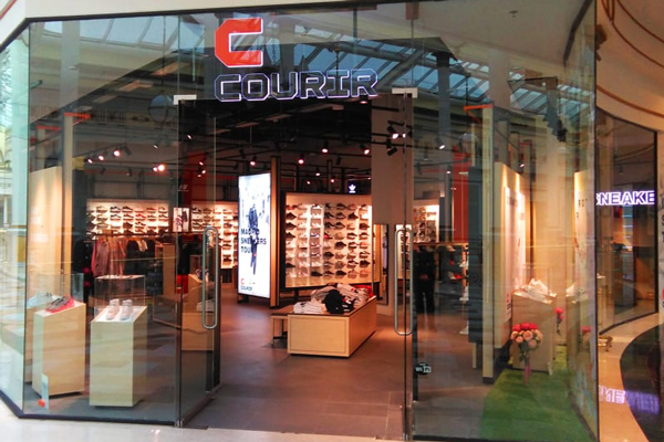 Courir prevé abrir 12 tiendas en el mercado Ibérico