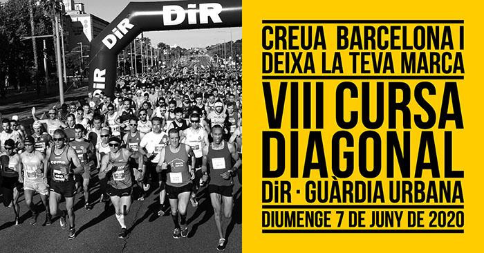 DiR abre inscripciones para su Carrera por la Diagonal más inclusiva