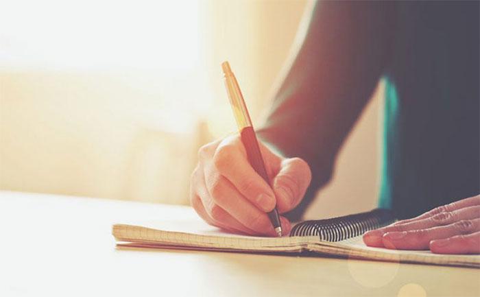 Ventajas de llevar un diario de entrenamiento