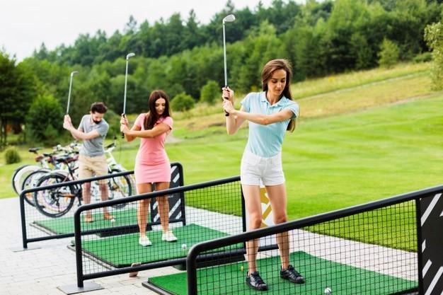 Ejercicios para mejorar el rendimiento en el golf