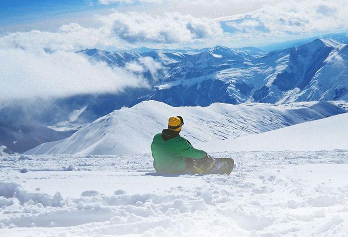 Hombre joven y residente en la ciudad: así es el perfil del esquiador español