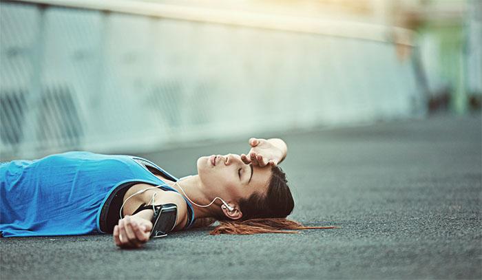 Los 7 pecados capitales que cometen los runners después de entrenar