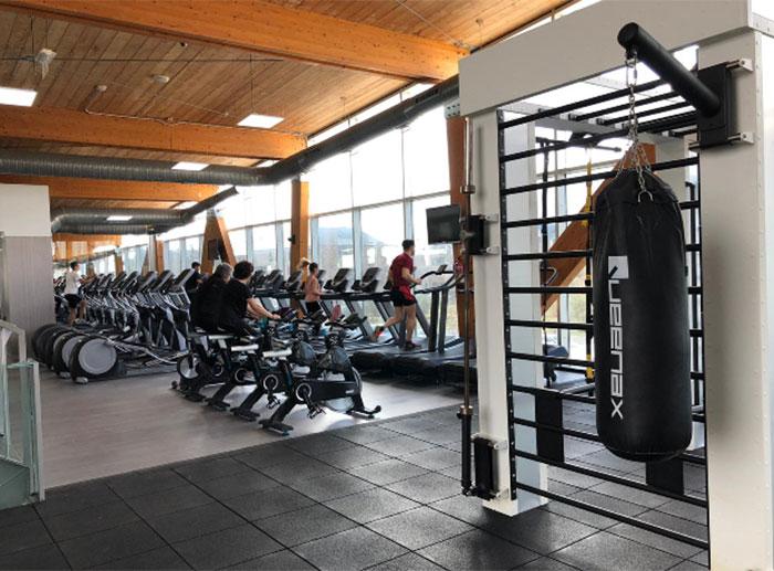 Forus amplía la sala de fitness de su centro de Majadahonda hasta los 800 m2