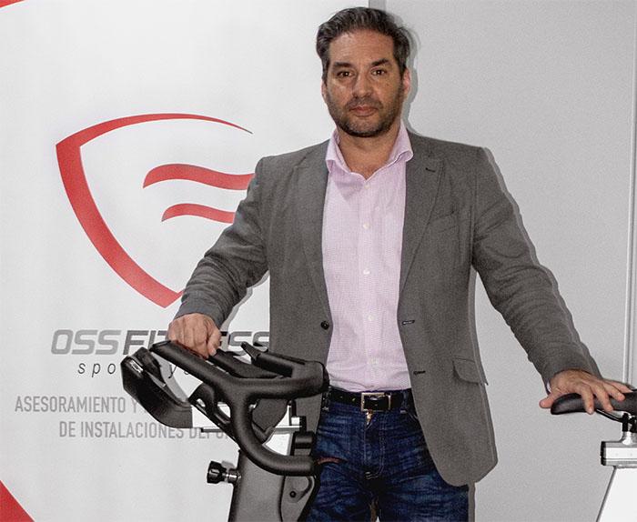 Oss Fitness se refuerza en ciclo indoor con el fichaje de Gustavo Gargallo