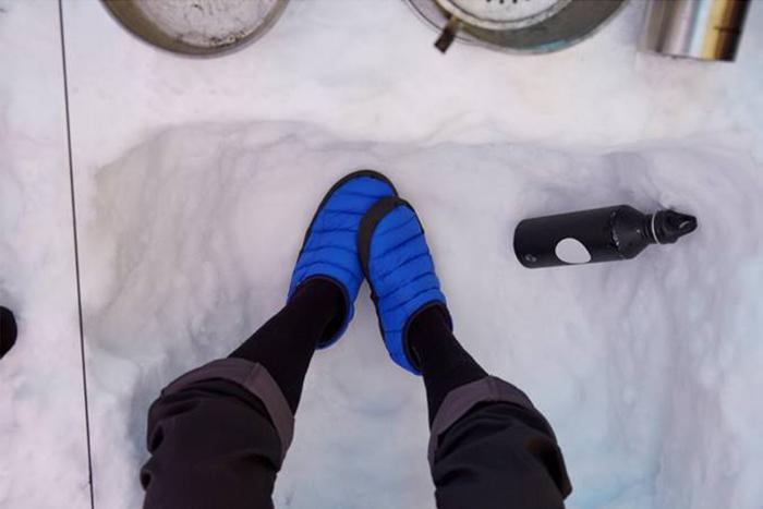 Haglöfs lanza una edición limitada de zapatillas con materiales reciclados de sus fábricas