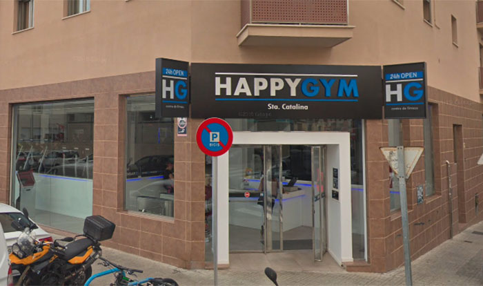 VivaGym compra dos gimnasios de la cadena mallorquina Happy Gym