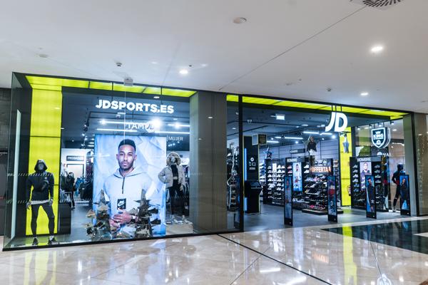 JD Sports arranca su expansión 2020 desembarcando en Málaga