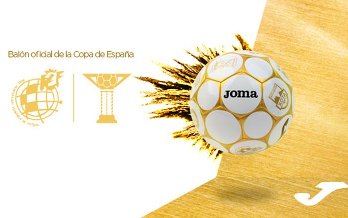 Joma y la RFEF presentan el balón oficial de la Copa de España de Fútbol Sala