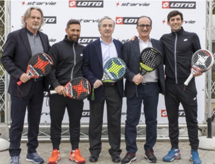Lotto firma como patrocinador técnico de StarVie