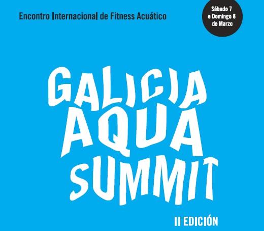 Máis que Auga Navia acoge el II Encuentro Internacional de Fitness Acuático