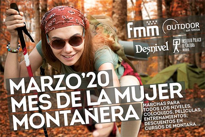 La Federación Madrileña de Montañismo reivindica el papel de la mujer montañera