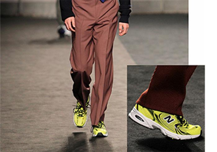 New Balance se sube a la pasarela en la Semana de la Moda de Madrid