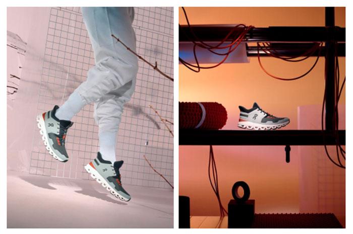 La marca de running On se adentra en el segmento sneaker