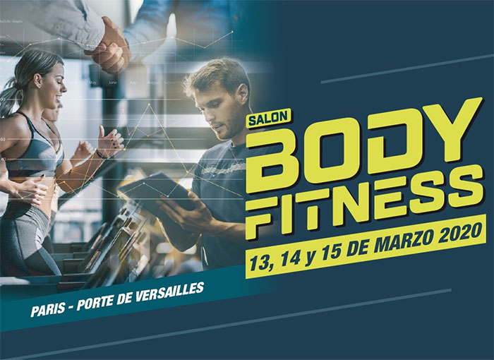 Oss Fitness triplica su presencia en el Salon Body Fitness de Paris