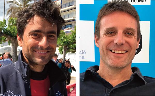 Peco Mulet y Albert Batlleriá pugnan por el cetro del Trofeo Sotavent 2020