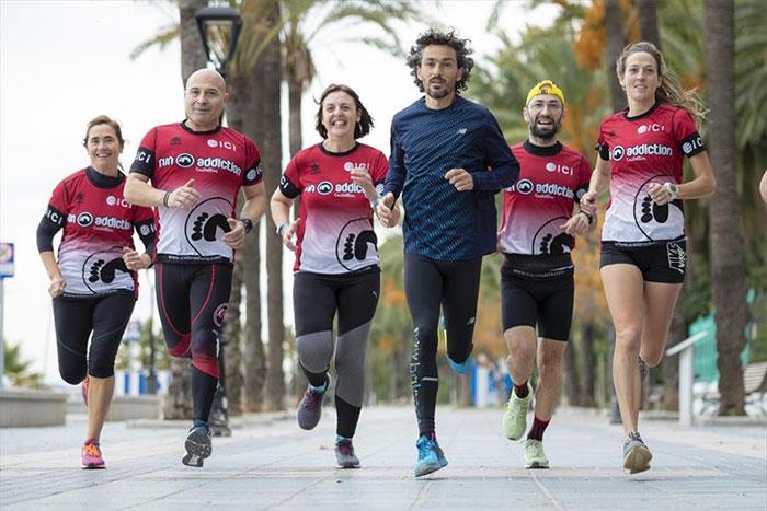 Los exatletas Vera, Redolat y España lanzan Running Premium