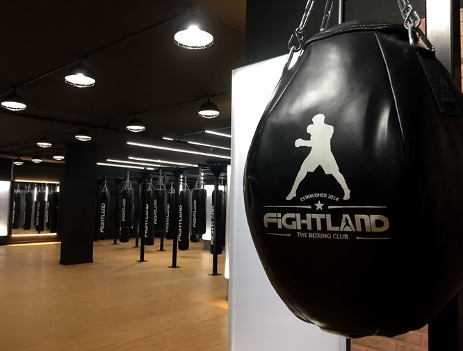 Fightland se afianza en Madrid