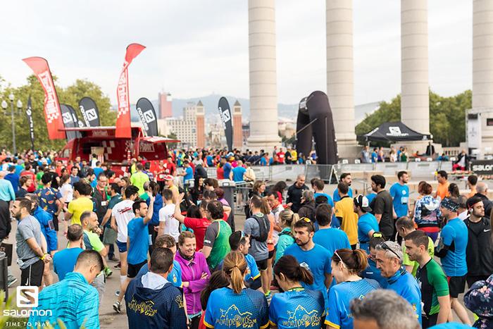 Últimos días de inscripción a precio reducido en la Salomon Run Barcelona