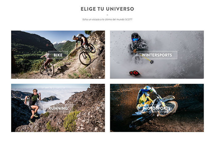 Scott lanza su plataforma de comercio electrónico en España