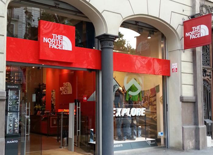 España, entre los mercados de The North Face que más crecen