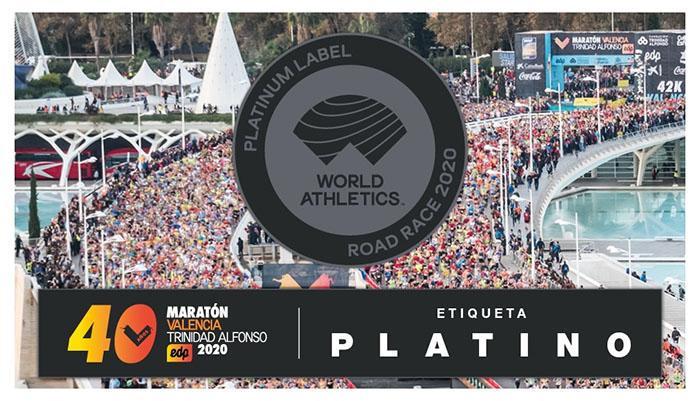 El Maratón de Valencia se codea con los Majors