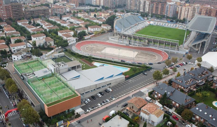 El Grupo Viding Fitness Center compra el centro deportivo Ekke