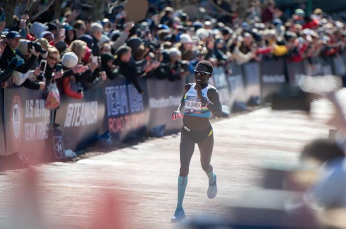 Hoka One One triunfa en los Trials Olímpicos de EEUU