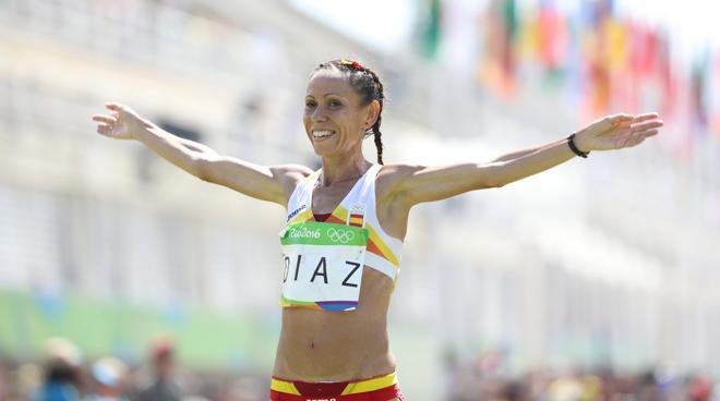 Aplazada la jornada Running & Coaching con la atleta olímpica Azucena Díaz