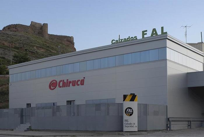 Chiruca se une al tejido empresarial riojano en la producción de material sanitario