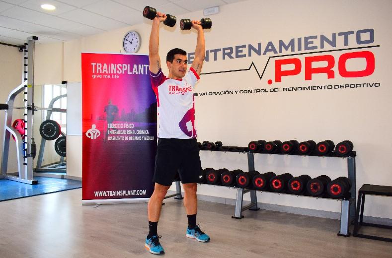 Cómo entrenar tras un trasplante de corazón