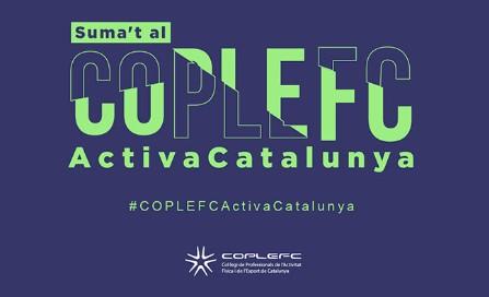 Coplefc Cataluña aconseja cómo evitar el sedentarismo
