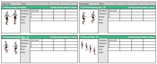 10 ejercicios básicos para mantenerse en forma durante el confinamiento