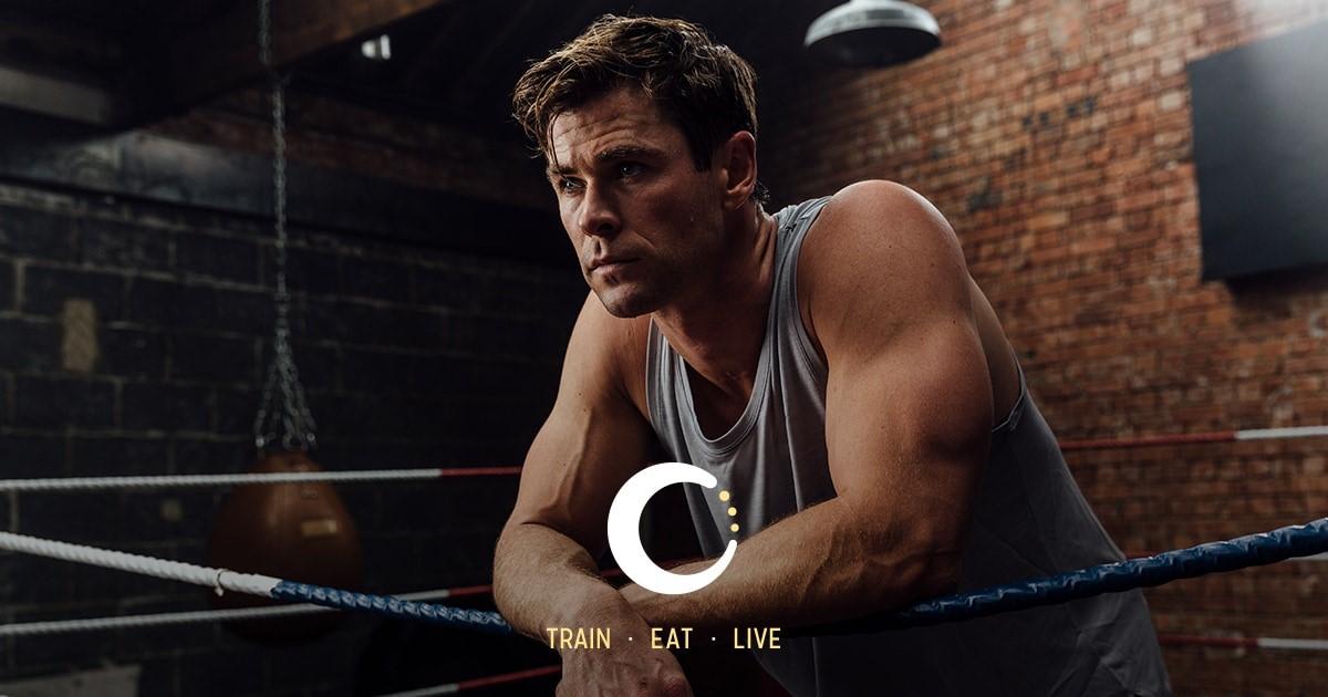 Elsa Pataky y Chris Hemsworth ofrecen gratis su app de entrenamiento