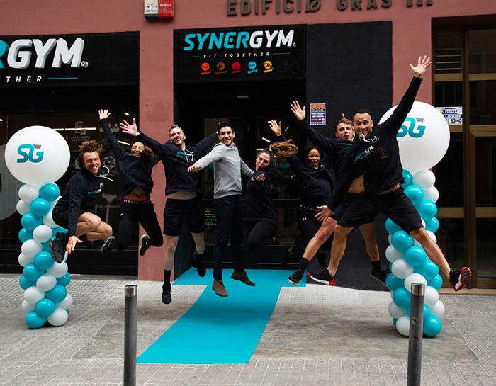 Synergym alcanza los 30 gimnasios tras desembarcar en Tarragona