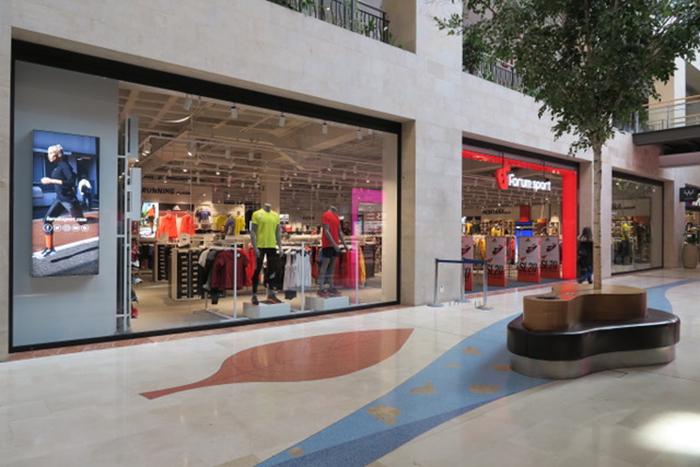 Forum Sport reabre su tienda de León
