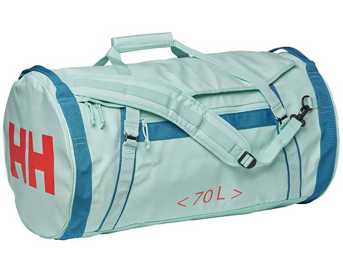 Helly Hansen sigue apostando por la mítica Duffel Bag