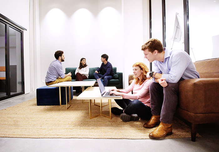Nace el primer espacio colaborativo del retail en España