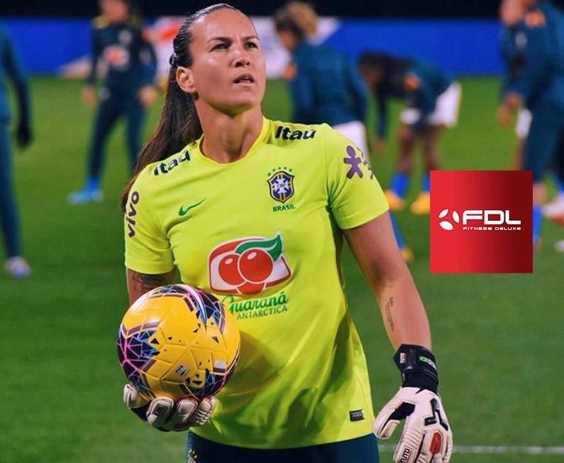 Fitness Deluxe, a la conquista del fútbol con Reaxing y el fichaje de Aline Reis