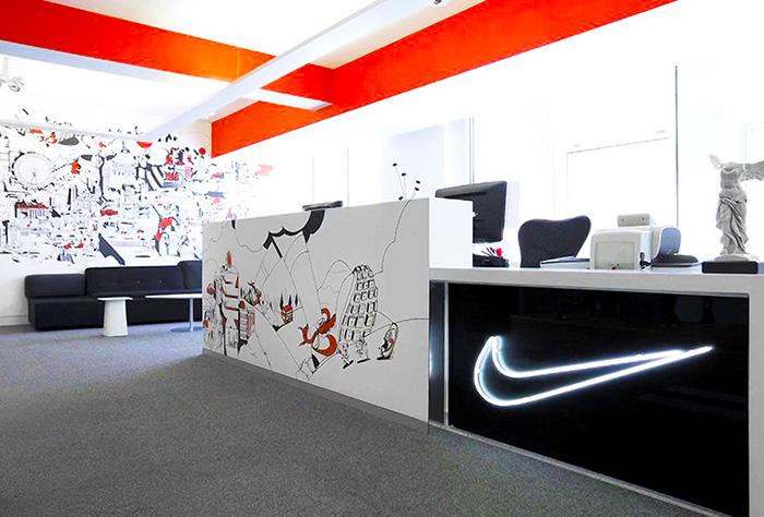Nike también cierra temporalmente su oficina de Londres por el coronavirus
