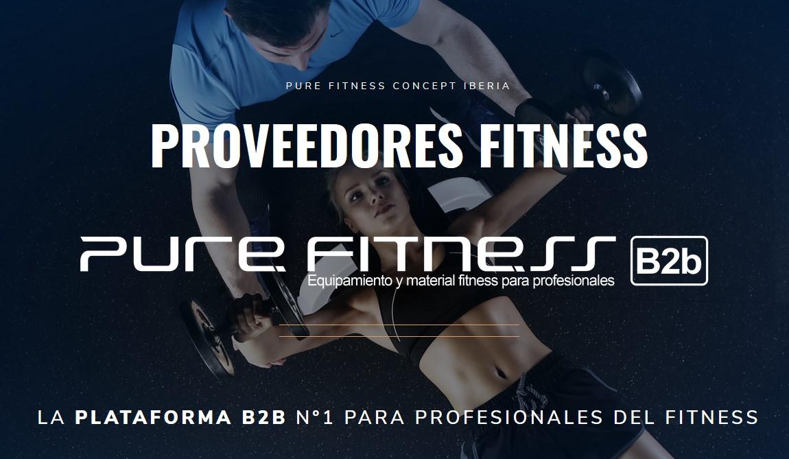 Pure Fitness lanza varias iniciativas de apoyo a los gimnasios