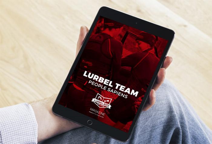 La revista Lurbel Team lanza su primera edición en plena cuarentena