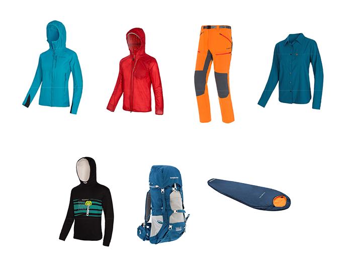 Trangoworld combina tecnicidad, variedad y color en su nueva colección de calor 2020
