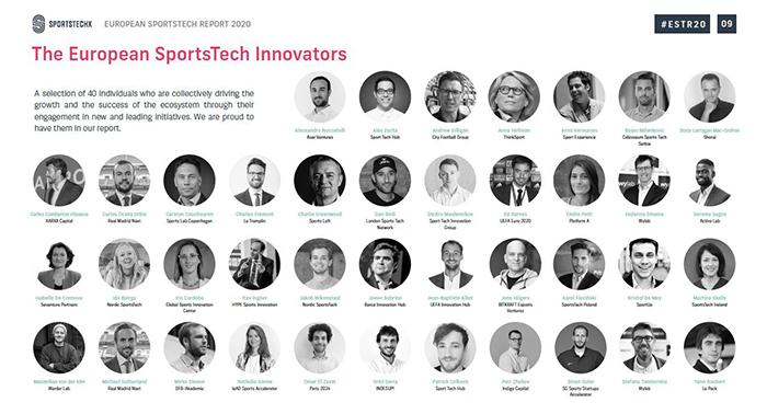 Xarxa Capital, entre los destacados en el informe European Sportstech Innovators