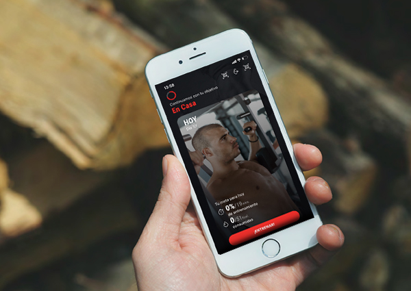 BH Fitness lanza la app BH Loop Home Edition