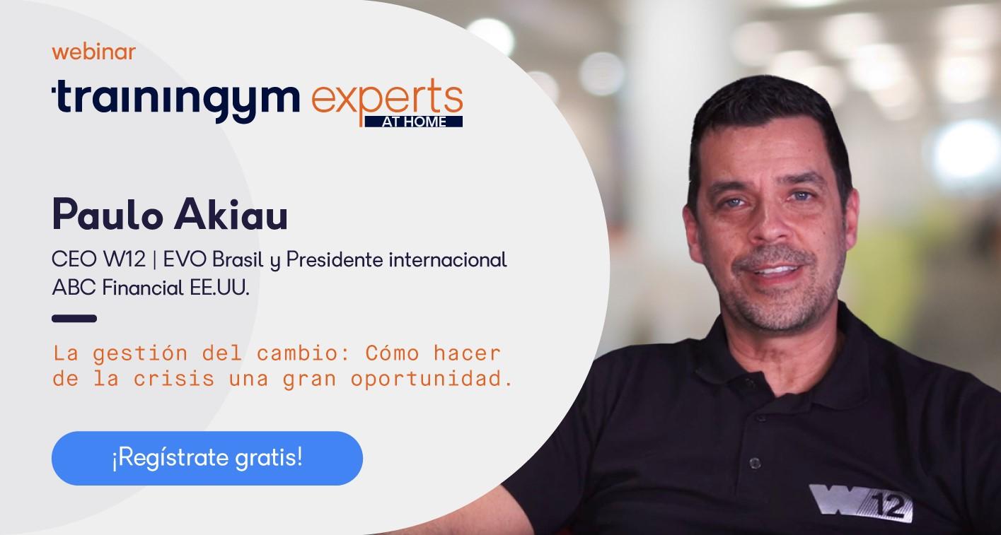 'Cómo convertir la crisis en una oportunidad', nuevo webinar de Trainingym