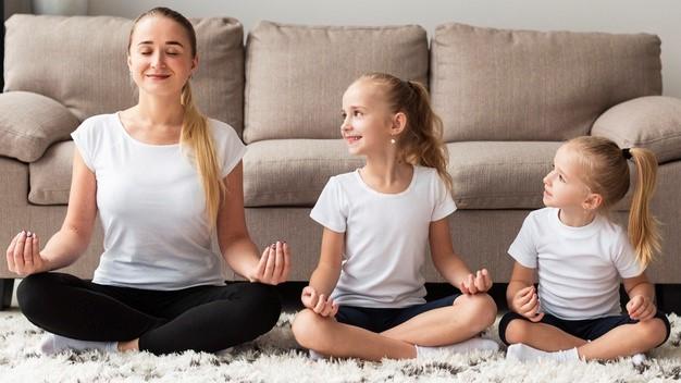Consejos para meditar con tu hijo
