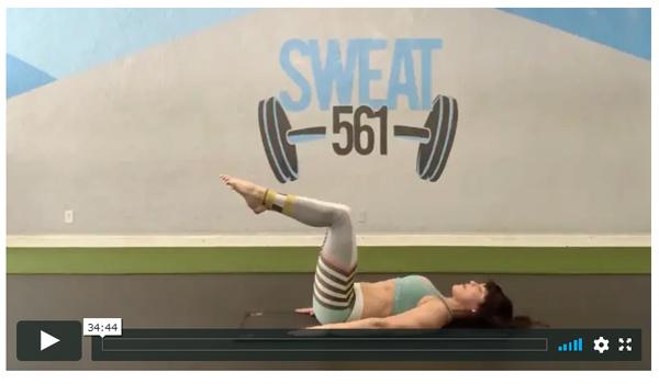 Core Health y Fitness ayuda a los deportistas en tiempos de confinamiento