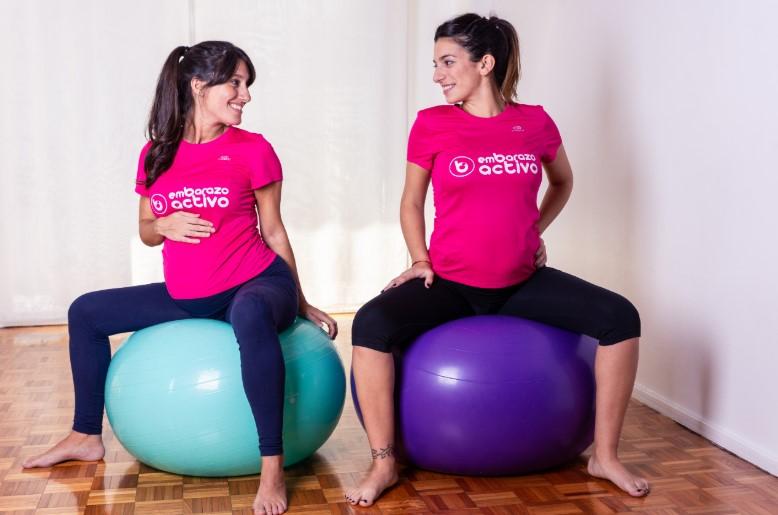 Embarazo Activo programa varias formaciones online